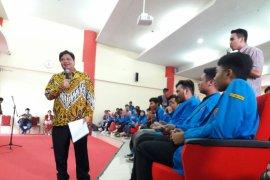 Usai dipanggil Jokowi, Airlangga bilang cawapres dibahas sesudah Pilkada