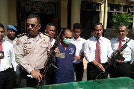 Pemilik senpi rakitan dituntut tiga tahun penjara