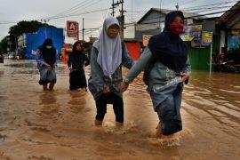 Sejumlah desa di Barito Utara dilanda banjir