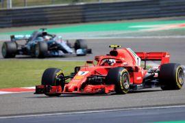 GP Italia, Raikkonen amankan start terdepan