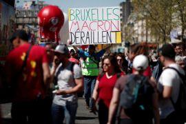 Menteri ekonomi digerebek dalam kasus Kepala Staf Presiden Macron