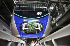 Pembangunan MRT capai 93,34 persen