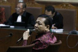 Setya Novanto putari Sentul dan Jakarta menjelang kecelakaan