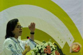 Megawati belum terima gaji serupiah pun, kata Menkeu