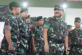 Panglima TNI minta satgas karhutla bekerja keras