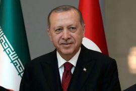 Erdogan: Bangsa Turki berikan dunia pelajaran demokrasi