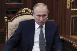Putin peringatkan Ukraina tidak lakukan gerakan tentara selama Piala Dunia