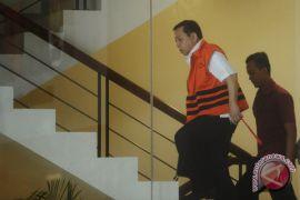 Novanto minta hakim pertimbangkan pencabutan hak politik