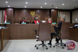 Mantan dirjen Hubla dituntut 7 tahun penjara