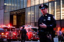 Polisi selidiki temuan paket mencurigakan di Trump Tower