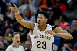 Pelicans di ambang masuk putaran dua playoff NBA