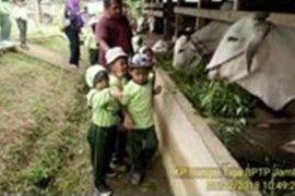 Kebun Percobaan BPTP ajang wisata edukasi pertanian