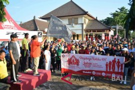 "Ribuan warga Buleleng ramaikan jalan santai ""414"""