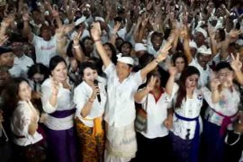 """Mantra-Kerta lakukan """"simakrama"""" di Desa Tegal Harum"""