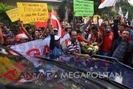 Polisi: Eksekusi Pasar Kemirimuka ditunda