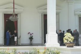Presiden bahas peningkatan ekonomi dengan sejumlah dubes