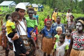 Pendekatan adat demi kesejahteraan orang Papua