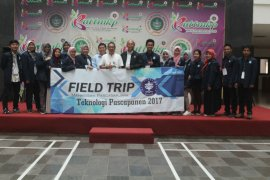 Mahasiswa IPB  fieldtrip ke Balai Uji Terap Teknik Metode Karantina Pertanian