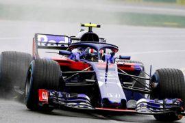 Honda ganti komponen mesin Toro Rosso jelang Grand Prix Bahrain