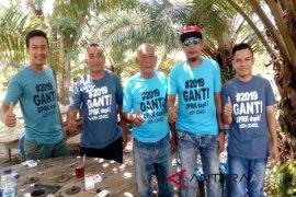 """Pemuda kampanyekan """"Ganti DPRK Aceh Singkil 2019"""""""