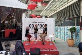 Martabak dan ayam geprek dominasi antaran Go-Food