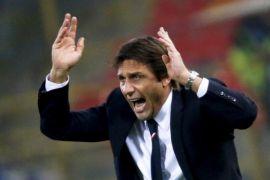 Conte siap disalahkan atas kegagalan Chelsea tembus empat besar