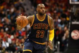 Jika juara NBA, LeBron James tak akan sowan ke Donald Trump