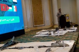 Saudi berhasil cegat tembakan rudal dari Yaman