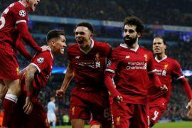 Liverpool akhiri musim di posisi empat, Tottenham ketiga