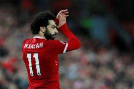 De Bruyne dan Mohamed Salah calon utama Pemain Terbaik