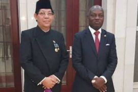Presiden Guinea Bissau harap kerja sama sektor perikanan
