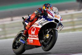 Jack Miller rebut posisi terdepan MotoGP Argentina, Rossi urutan 11