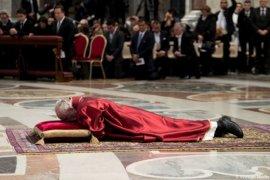 Vatikan nyatakan seorang pendeta ditangkap terkait pornografi anak