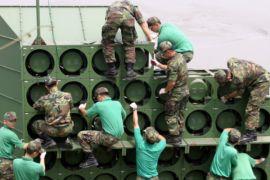 Dua Korea sepakat bongkar pengeras suara di perbatasan
