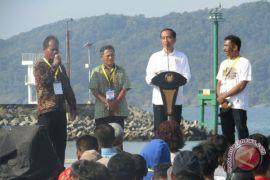 Presiden resmikan KJA lepas pantai di Pangandaran