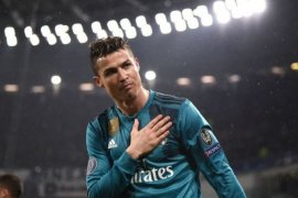 Ronaldo pimpin top skor Liga Champions