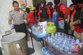 Polisi Barito Selatan tangkap penjual miras oplosan