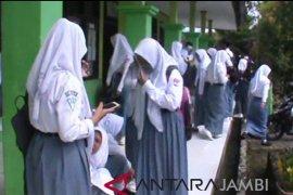 3.405 siswa SMP di Batanghari akan ikuti USBN