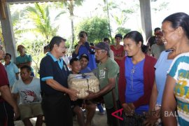 Tagana gelar kegiatan sosial di Gianyar, Klungkung gelar lomba permainan tradisional