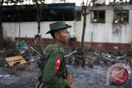 Tujuh tentara Myanmar dipejara 10 tahun terlibat pembantaian Rohingya
