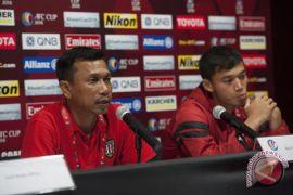 Bali United kasih bocoran strategi jelang menjamu Sriwijaya