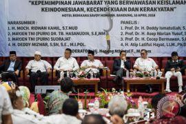 Debat Pilgub Jabar diundur 14 Mei