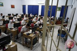 Ribuan siswa SMP Mataram siap ikuti UN