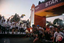 """Menteri BUMN lepas ribuan peserta """"Mandiri Jogja Marathon"""""""