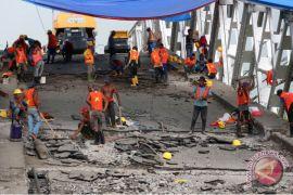 Gubernur Jatim minta bantuan Kodam bangun Jembatan Widang