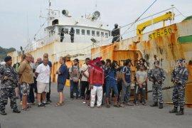 """Lanal Gorontalo Bangun Pos Pengamatan """"Illegal Fishing"""""""