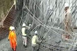 Wika tegaskan kontruksi ambruk bukan jalan tol Manado-Bitung