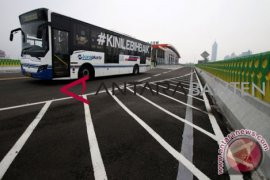 "Pemkot Tangerang Minta BKPS Percepat Realisasi ""Elevated Busway"""