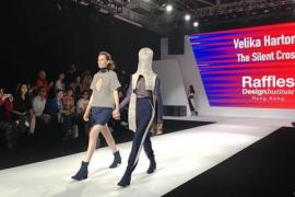 "Pelajar Indonesia semarakkan ""Shanghai Fashion Week"""