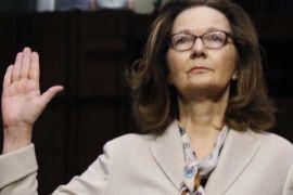 Gina Haspel jadi direktur CIA wanita pertama